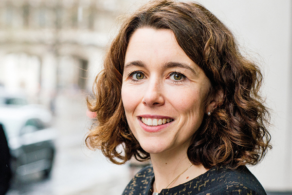 A Q&A with Suzanne Szczetnikowicz, co-founder and current chair of the Women in Law London network