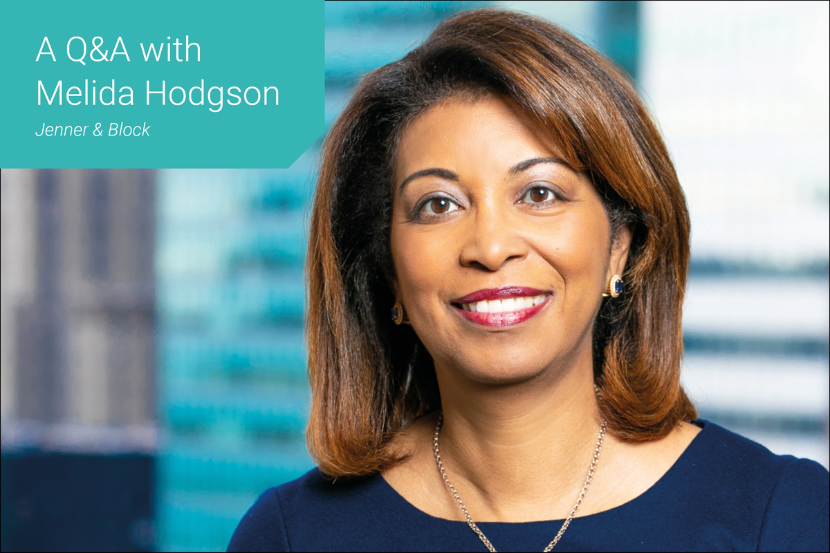 Women in Law - Thought Leader Q&A with Mélida Hodgson