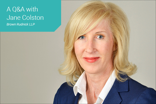 Women in Law - Thought Leader Q&A with Jane Colston