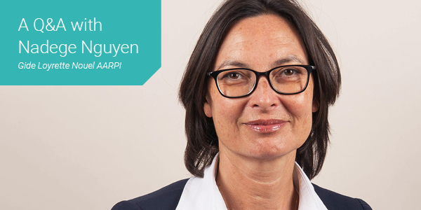 Women in Law - Thought Leader Q&A with Nadège Nguyen
