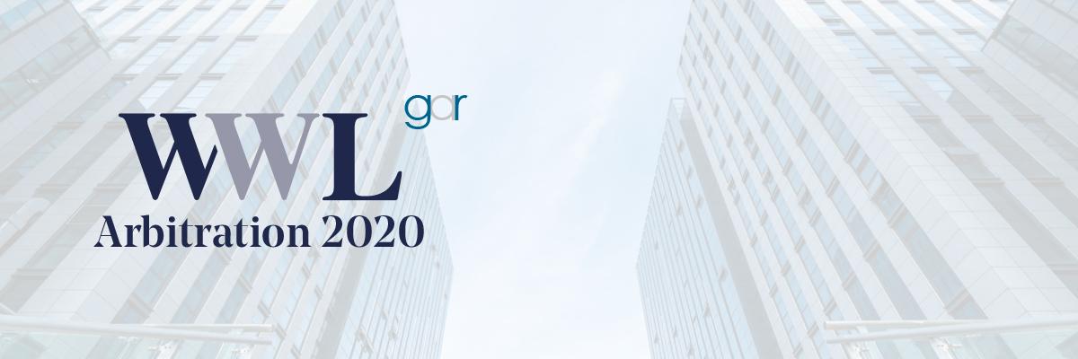 WWL: Arbitration 2020 - now online