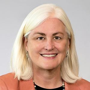Madeleine M McDonough